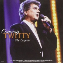 The Legend, Vol. 2 By  Twitty, Conway Cd image 1