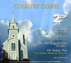 Country Gospel By Various Artists Cd image 1