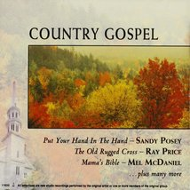 Country Gospel By Various Artists Cd image 2