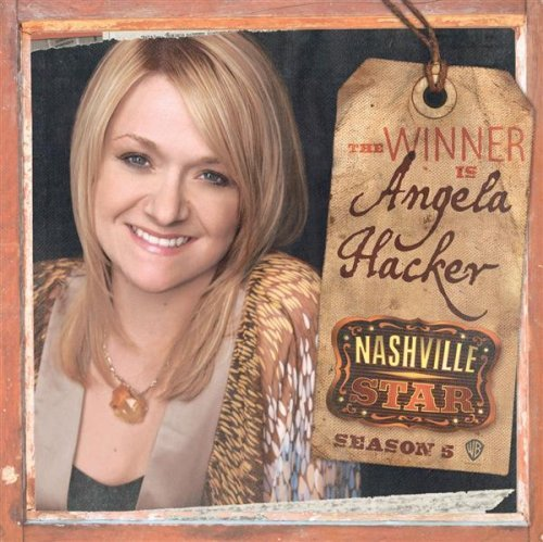 The Winner Is By  Angela Hacker Cd