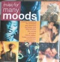 Music for Many Moods  Cd image 1