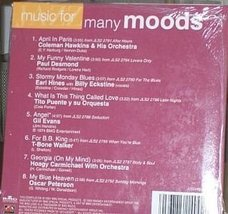 Music for Many Moods  Cd image 2