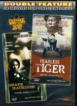 Death Machines / Fearless Tiger Dvd image 1