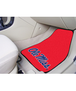 University of Mississippi Car Mats 2 Piece Front - $49.99