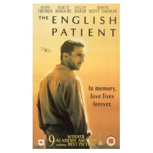 The English Patient Vhs
