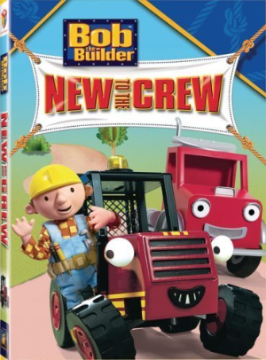 Bob the Builder - New to the Crew Dvd