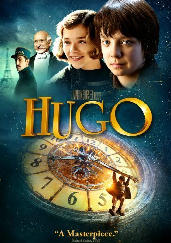 Hugo by Asa Butterfield Dvd
