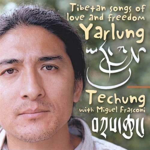 Yarlung Tibetan Songs of Love & Freedom by Techung Cd