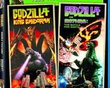 Godzilla Vs King Ghidorah / Godzilla Vs Mothra [Blu-ray] (Sous-titres franais...