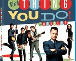 That Thing You Do Blu-ray