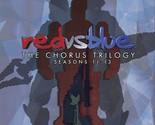 Red vs. Blue: The Chorus Trilogy - Season 11 - 13 [Blu-ray]
