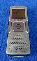 PHIILIPS LFHO862 DIGITAL VOICE RECORDER TRACER VOICE ACTIVATED ZOOM STEREO - $28.05