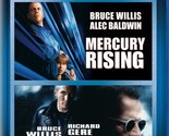 Double Feature: Mercury Rising / The Jackal [Blu-ray] (Bilingual)