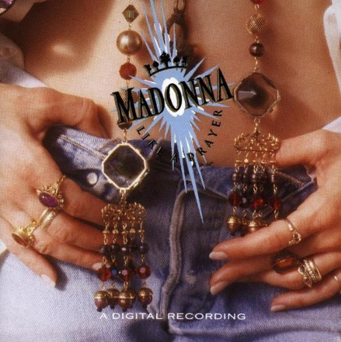 Like a Prayer by Madonna  Cd