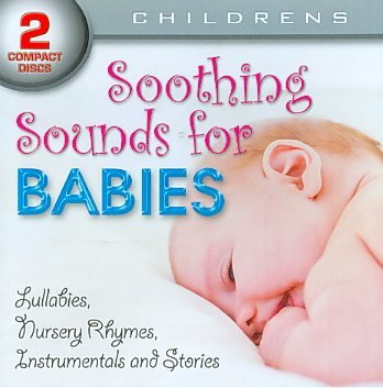 Soothing Sounds For Babies Various Artist Cd