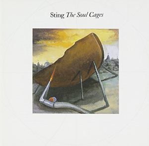 The Soul Cages by Sting Cd
