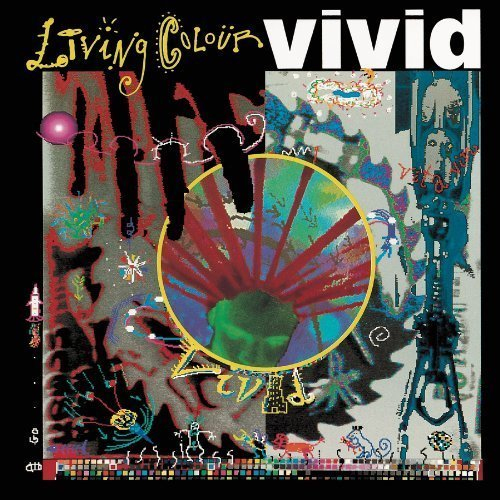 Vivid by Living Colour Cd