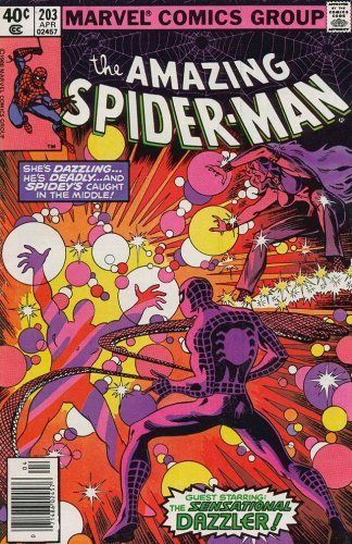 The Amazing Spider-man #203 Jan 01, 1980