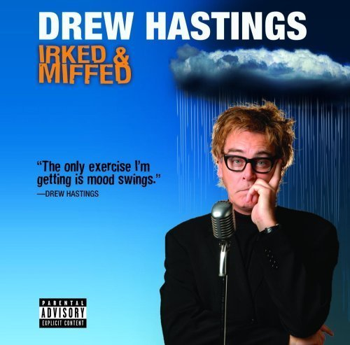 Irked and Miffed by Drew Hastings Cd