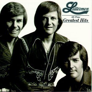 All-Time Greatest Hits by Lettermen Cd