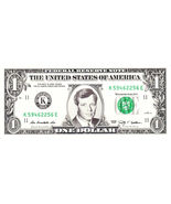 ROBERT F KENNEDY on a REAL Dollar Bill Cash Money Collectible Memorabili... - $9.74 CAD