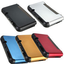 Aluminium Metal Hard Skin Protective Case Cover For Nintendo 3DS LL - $11.75