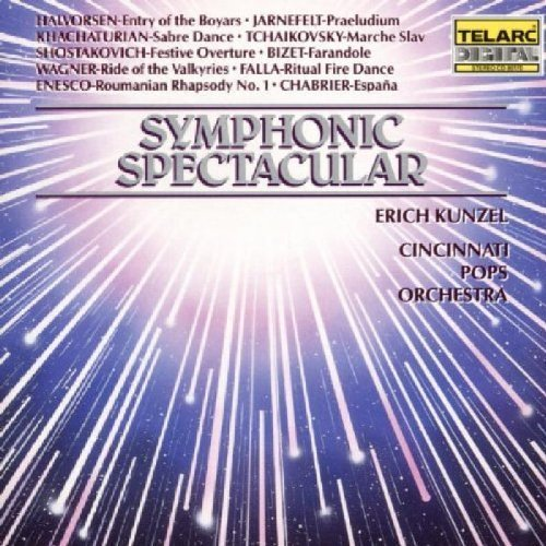 Symphonic Spectacular by Kunzel, Erich Cd