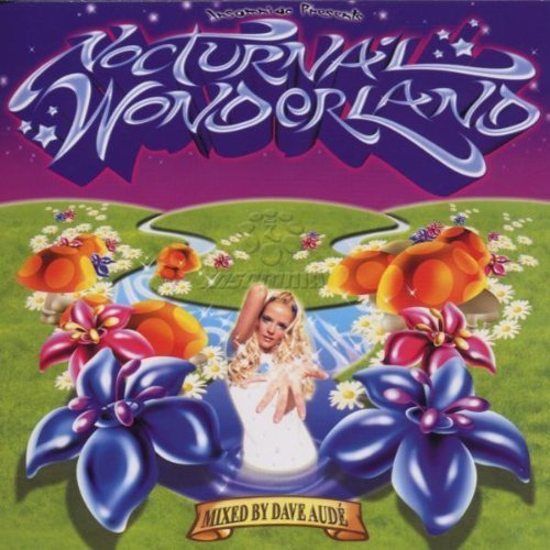 Nocturnal Wonderland by Various Artists Cd