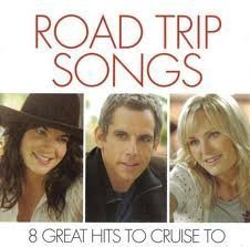 Road Trip Songs 8 Great Hits to Cruise To by Various Artist Cd