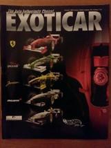 """Summer 2001 """"Exoticar"""" Model Catalog - $9.89"""