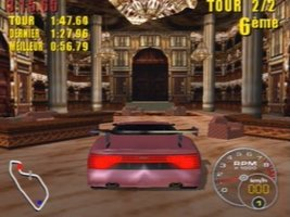 Supercar Street Challenge PlayStation2 image 2