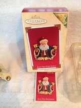 2004 Hallmark Keepsake Jolly Old Kris Jingle Bell Christmas Ornament In ... - $11.30
