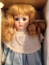 Seymour Mann 1987 Porcelian Connoisseur Collection Doll with certificate... - $23.38