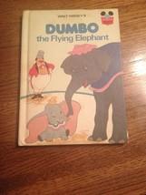1978  Book Walt Disney's Dumbo The Flying Elephant See Note - $5.00