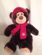 "18"" Hugfun International Kowloon Hong Kong Teddy Bear - $11.30"