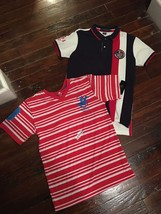 2 Mixed Lot Boys Shirts - $9.49