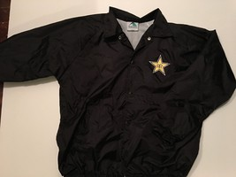 MENS ROCKSTAR ENERY DRINK WINDBREAKER - $14.89