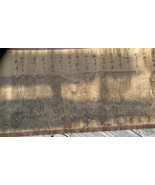 Rare 1800's Song Dynasty's Ching Ming Festival 16 FOOT Scroll Rare - $105,449.99