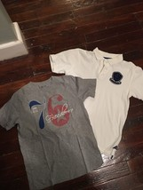2 Boys Gap Shirts Size 14/16 - $13.99