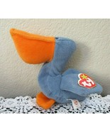 Ty Beanie Baby Scoop the Pelican 4th Generation 3rd Tush Tag USED - $4.94