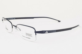 Adidas A666 50 6053 Ambition Black Eyeglasses 666 506053 52mm - $68.11