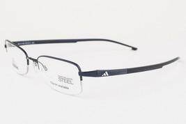 Adidas A666 50 6053 Ambition Black Eyeglasses 666 506053 52mm - $68.11