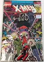 Marvel comics Comic Books X-men 14 1990 the uncanny - $15.99