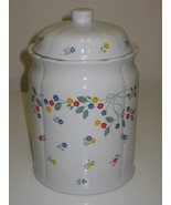 Corning Corelle English Meadow Flour Canister & Lid  - $34.99
