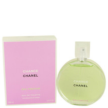 Chance Perfume By  CHANEL  FOR WOMEN  3.4 oz Eau Fraiche Spray - $159.90