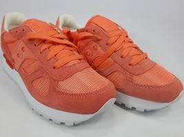 Saucony Shadow Original S1108-653 Coral Women's Running Shoes Sz 7 M (B) EU 38