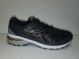Asics GT-2000 8 Wide Black Rose Gold Women Running Shoes Sneakers 1012A5... - $69.29