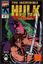 Incredible Hulk #380 SIGNED Peter David / Doc Sampson App. / Marvel Comics - $19.79
