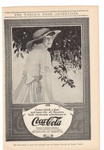 1916 Coca Cola Advertisement - $20.00