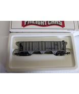 Bachmann N Scale Wabash 70 Ton Hopper Train Car  -New In Box- - $7.49